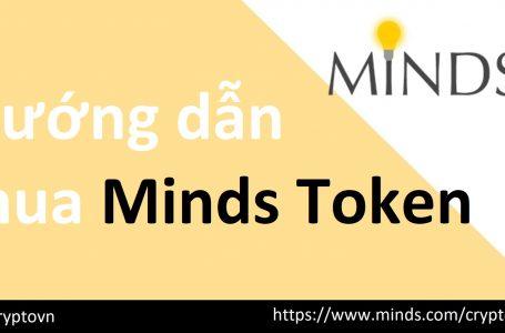 Cách mua Minds Token