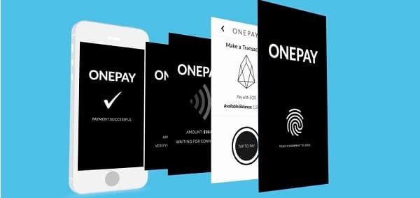Onepay - Top 10 Dự Án Tiềm Năng Trong Hệ Sinh Thái EOS