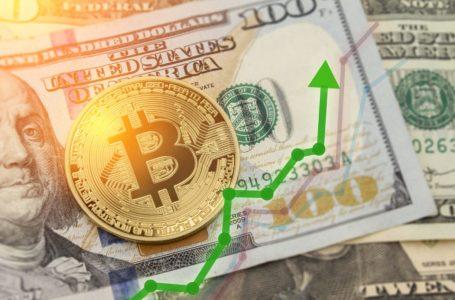 Giá bitcoin hôm nay 3/9: Tăng vọt hơn 10.000 USD, Binance bứt phá trong thị trường phái sinh