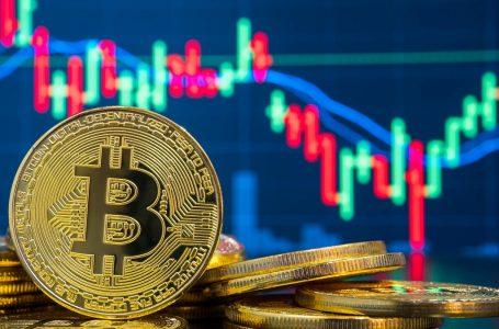 Giá bitcoin hôm nay 7/9: Đảo chiều trước ngưỡng kháng cự 11.000 USD